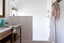 bathrooms mansard