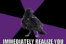 badass raven