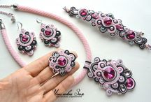 Soutache - Set of jewelry