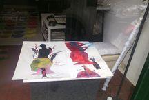 Atelier d'artista Fabrizio Barsotti
