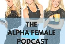 The Alpha Female Podcast / The Alpha Female Podcast is a weekly podcast designed to inspire you to live like an Alpha Female. An Alpha Female strives for a happy and healthy work/life harmony. Robyn Baldwin interviews other Alpha Females to find out their tips and tricks to fit in fitness, health and nutrition habits into their daily lives, decrease stress and wind down at night and what makes them happy so they can take care of themselves and those around them.