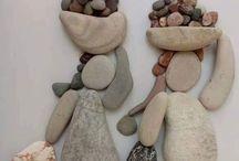decoracion piedras