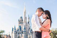 Disney Magic Kingdom Engagements