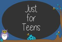 Just for Teens
