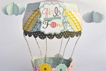 Party Theme: Hot Air Balloons / by CACTUSmango