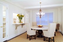Dining Rooms / Dining Rooms ~ Designed by Pier, Fine Associates ~ www.pierfine.com