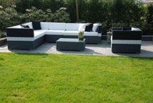 Arbrini design tuinmeubelen / Arbrini is het juiste adres voor hoogwaardige kwaliteit lounge en design tuinmeubelen.