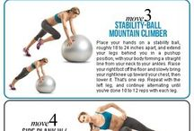 Workouts and tips