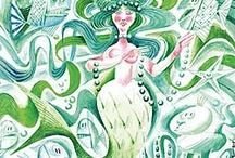 Eastern European illustrators