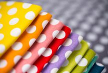 Polka / Fabric collection designed by Makower UK. Out of Stock; Find more groups like this at andoverfabrics.com.