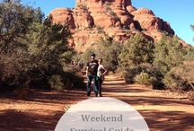 Weekend Survival Guides for the Girl on a Budget / Every Monday we provide you with our past weekend's agenda to show you how you can continue to do what you love on the weekend while using your common cents.