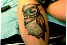 Tattoo / by Lorinda