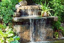 Water Features Services Adelaide / Transform your garden with BrightOn Landscaping breath taking water features and lighting in Adelaide. See how we can help!