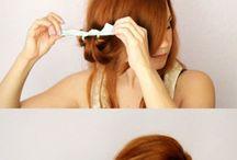 Hair Dos-Make up / by Emily Gordon