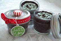 Mason Jars Foods