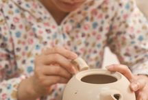 Crafts - pottery / by Alli Linde