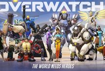 Overwatch / Cool Overwatch pictures & other stuff