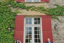 Wedding of Aisle & Style Creative Director Alana Curzon
