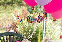 DIY OWL Birthday Party / Julia´s birthday party