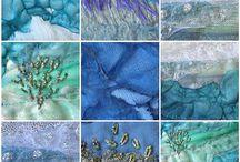 Мозаика вышивка