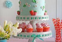 Strawberry Soiree / Strawberry birthday party