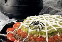 halloween foods and ideas / by Rori Adams