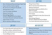 2017 Home Care Check List