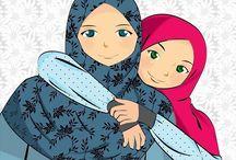 profil muslimah