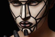 Club kid makeup inspo
