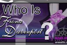Who is Fiona Davenport??