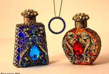 Perfume bottles / Perfume / by Patti C