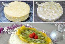 yas pastalar