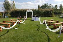 Western levander wedding