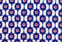 Textiles prints