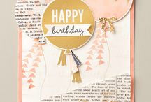 Stampin' Up! - Celebrate Today / by Kim Miller