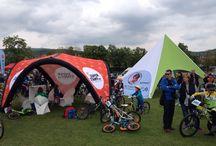 Signus tent / Signus inflatable event tent