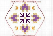 Quaker ball patterns