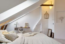 Bedrooms / by Therese Eklund