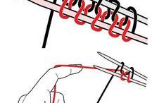 Teknik stickning