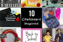 Back to School Crafts & Ideas / by DimplePrints- Carli