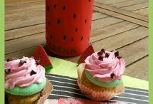 Watermelon & Yoga❤ party Elena