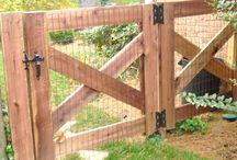 New gate ideas