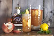Twenty Grand Peach | New / Twenty Grand Peach is our newest infusion of exquisite French vodka, superior VS Cognac and delectable, natural peach flavor.
