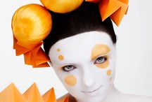 Orange / *** PLEASE DO NOT OVER PINNING *** / by H H