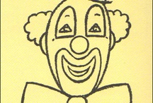 Art Ed - Clowns/Circus / by Christopher Schneider