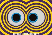 Ibbleobble Googly Eye Stickers for iMessage <3