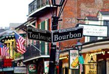 Travel Louisiana-French Quarter