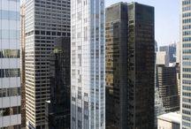 Архитектура | небоскребы, Башни, вышки