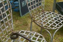 Vintage and Modern Production Patio Furniture