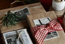 ideas//gift wrapping